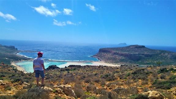 Balos Crète Panorama