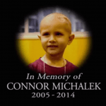 connor cure hommage