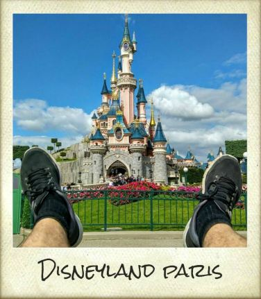 Disney Chateau Paris