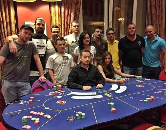 divonne poker table finale