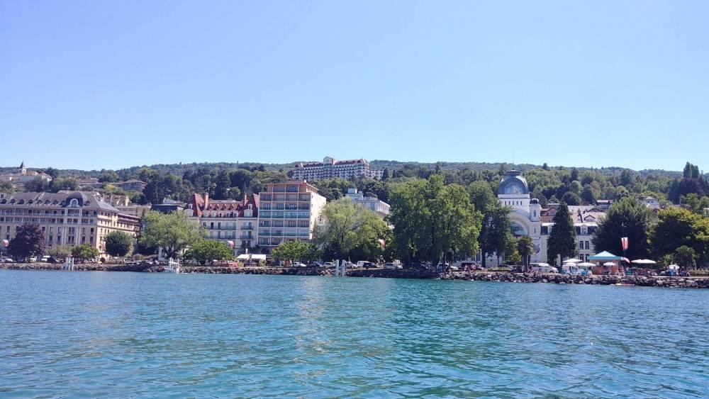 hôtel Royal Evian lac