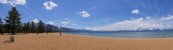 panorama nevada beach Tahoe