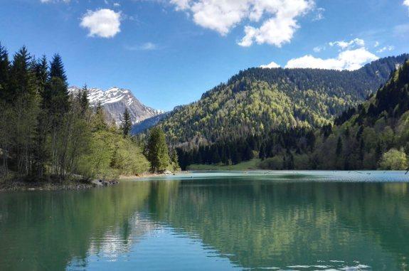 Lac Vallon Geopark