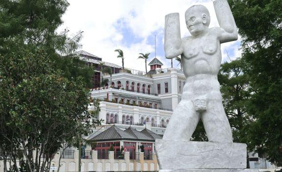 statue nouvelle orleans