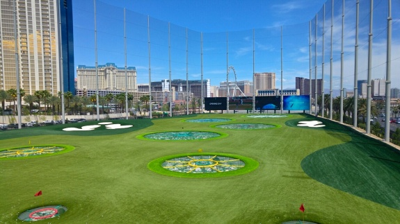 top golf terrain