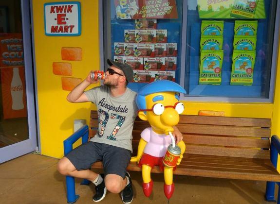 Universal Studios Floride - Juin 2016