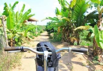 velo sentier delta mekong