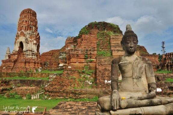 temple Wat Mahathat