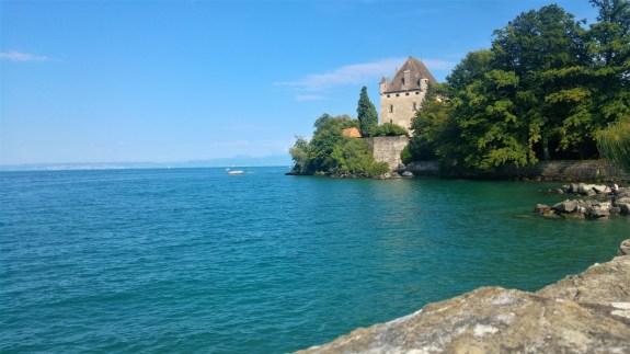 Yvoire château Lac Léman