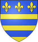 Blason de Montreuil-sur-Mer