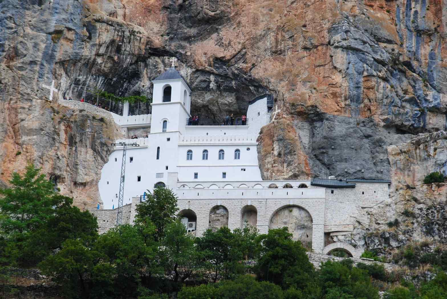 Monastère d'Ostrog - Monténégro