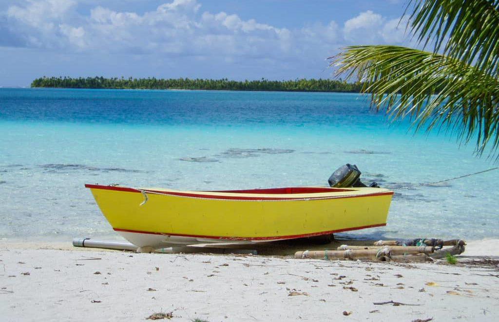 Rangiroa - Polynésie Française