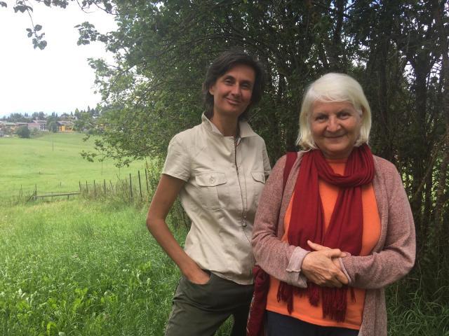 Sara Maino e Maria Pia Macchi