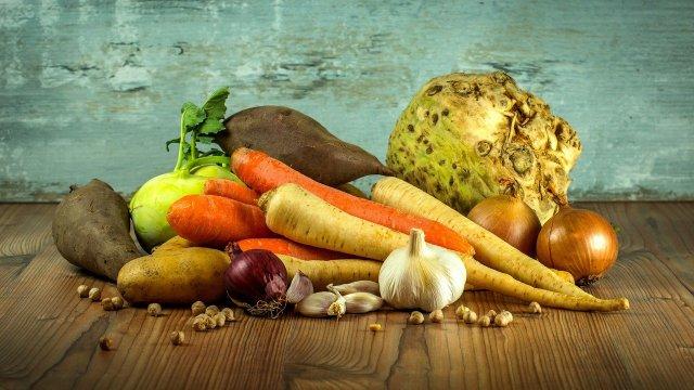 vegetali sani