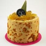 Charlotte à l'Orange d'Italie et à l'Ananas Victoria par Graines de Créateurs