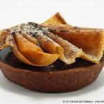 Tartelette au Chocolat Croustillante par Jean-Paul Hévin