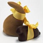 [Pâques] Lapins en Chocolat par Maison Chaudun