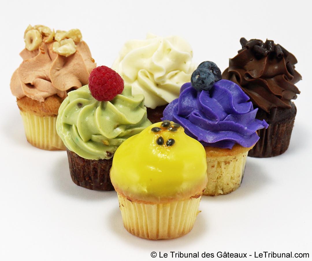 Assortiment de Cupcakes par Berko
