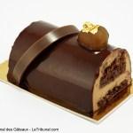 [Noël] Bûche Marroni par La Maison du Chocolat