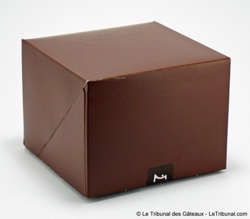 emballage bûche la maison du chocolat