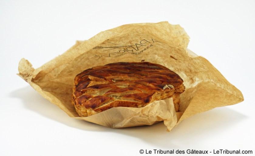 emballage galette des rois la parisienne