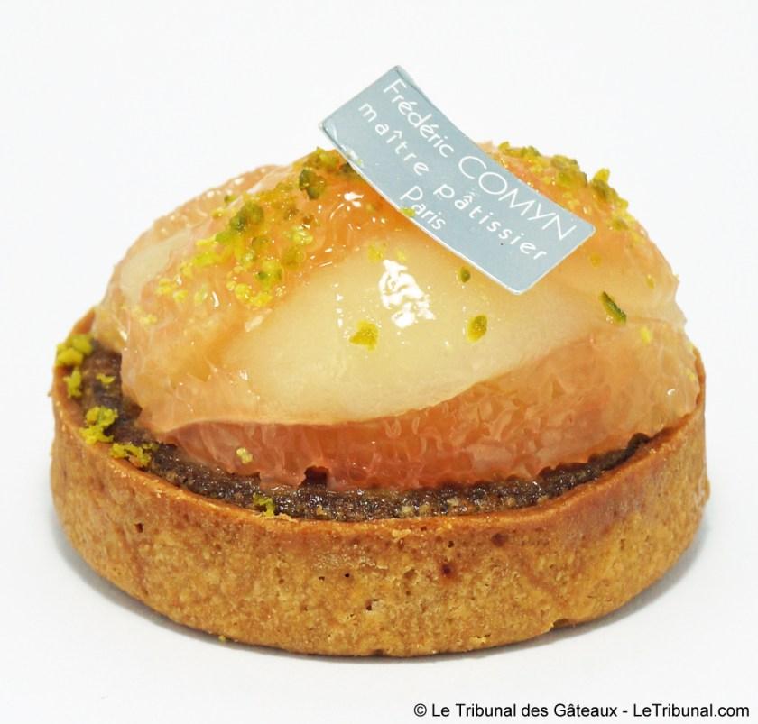 frédéric comyn tarte bucolique