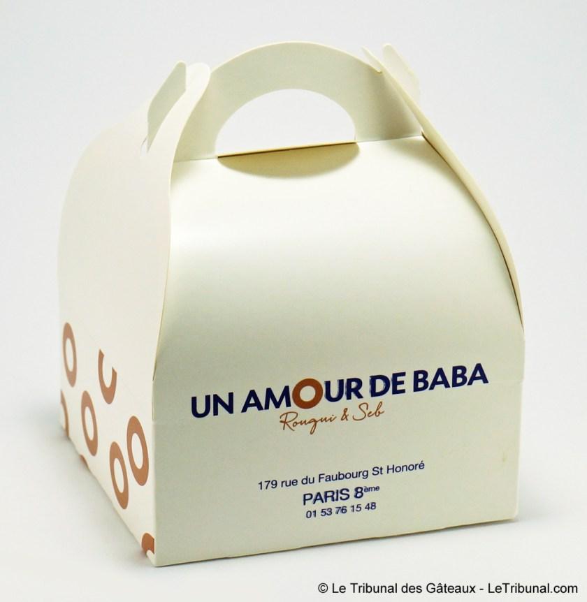 emballage un amour de baba