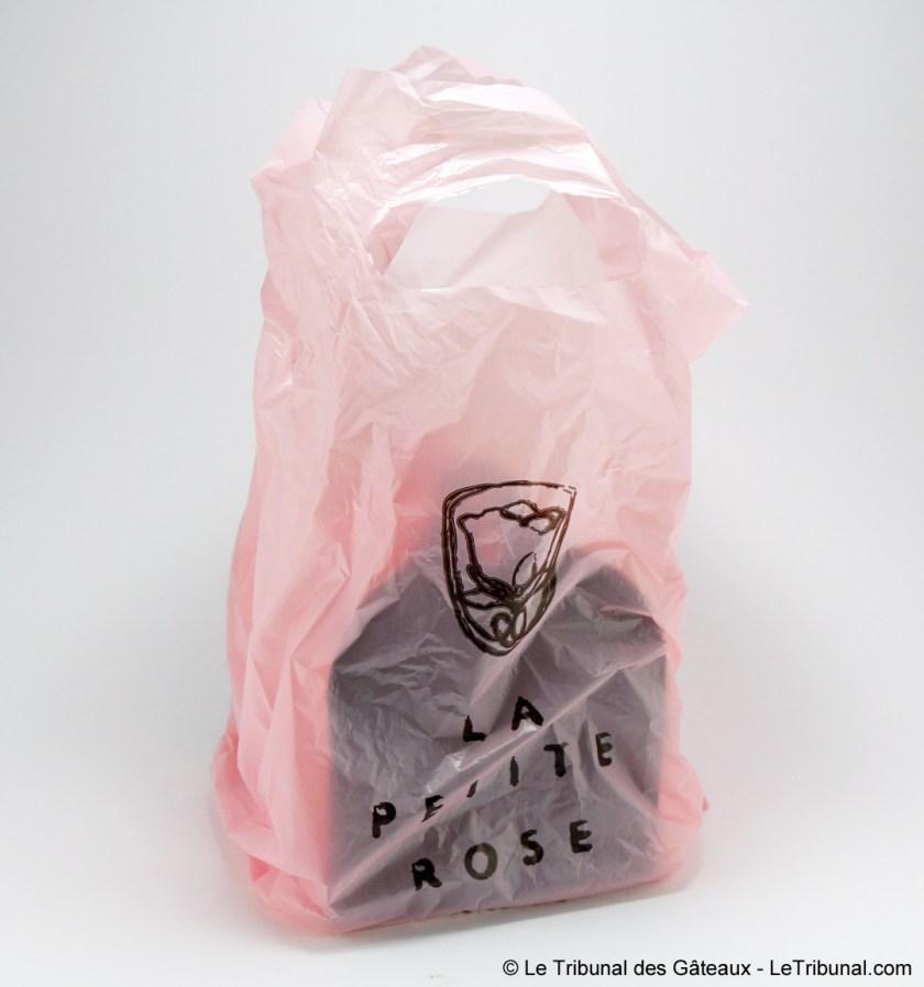 emballage patisserie la petite rose
