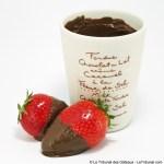 Fondue Chocolat au Lait Caramel par Les Anysetiers du Roy