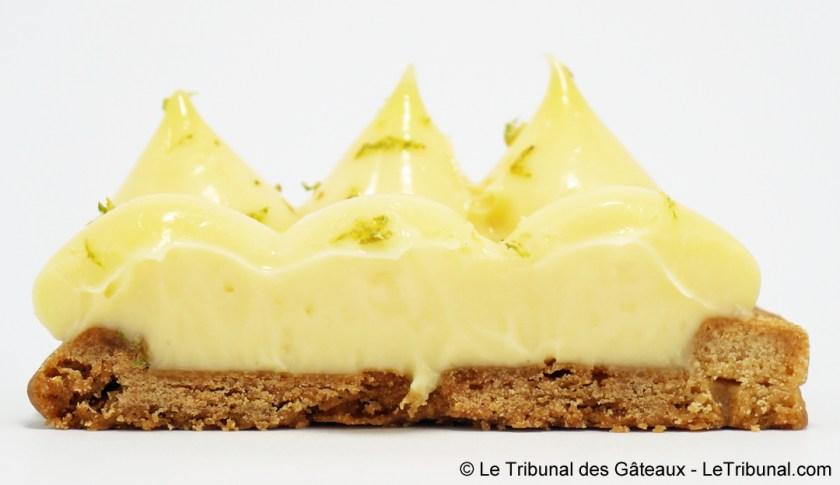Tarte au Citron Benoit Castel