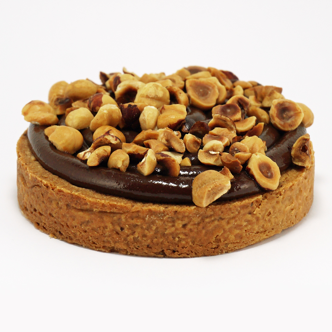 Tarte Gianduja par Bontemps