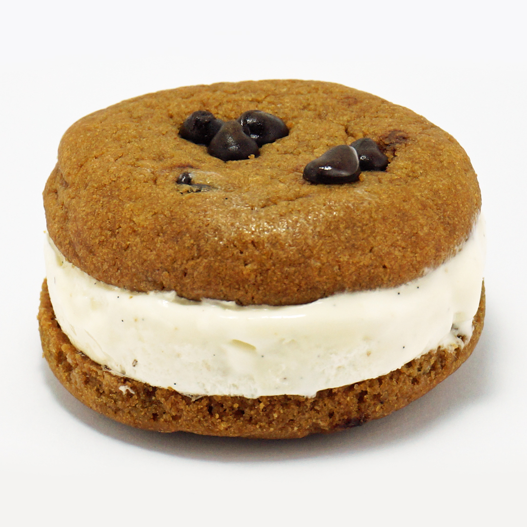 Ice Cream Cookie Sandwich par Jean Hwang Carrant