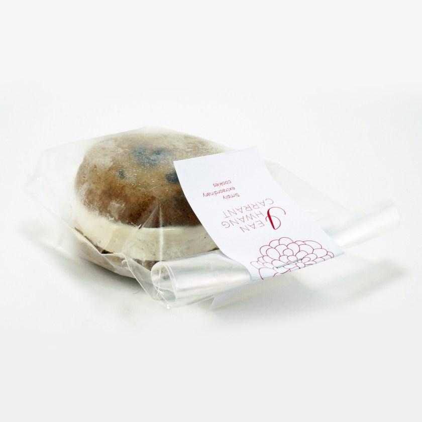Ice cream cookie sandwich jean hwang carrant