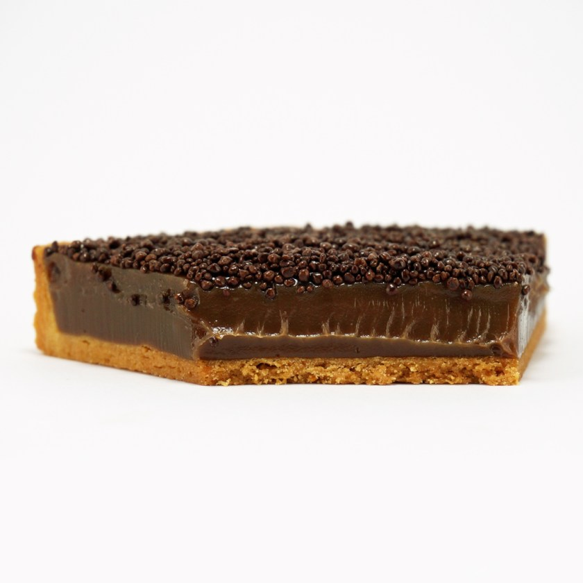 chocolaterie cyril lignac tarte gianduja
