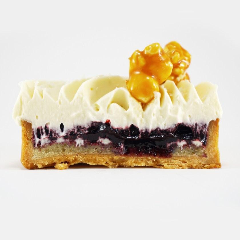 tarte camerises libertine bakehouse