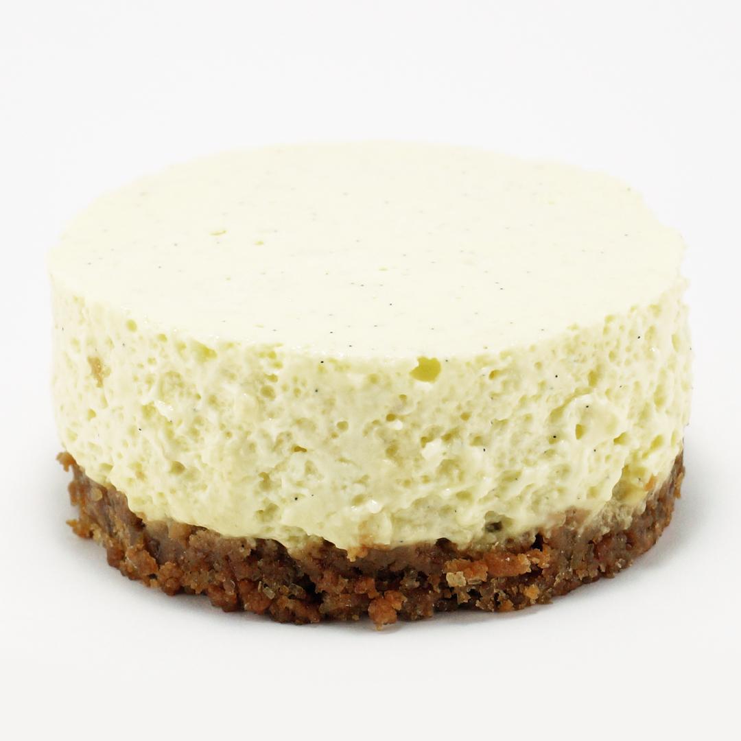 Le Cheesecake par Emma Duvéré