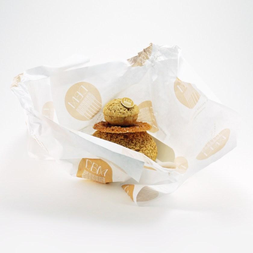 religieuse caramel au beurre salé de belles manières