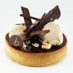 [San Francisco] Tarte au Café, au Chocolat et aux Noisettes par B. Pâtisserie