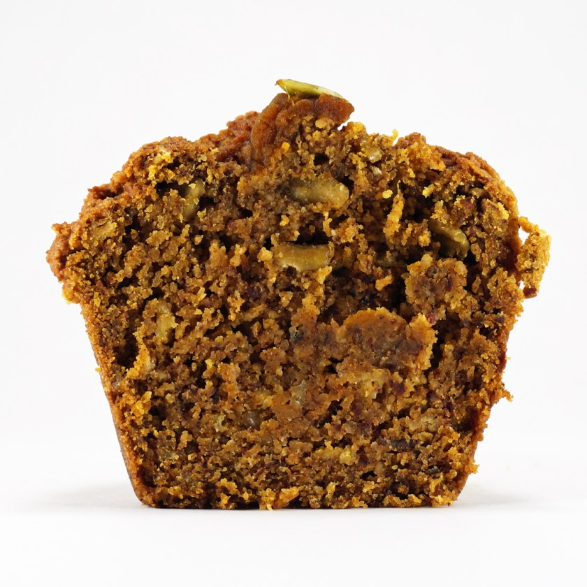 nourish san Francisco pumpkin pie muffin