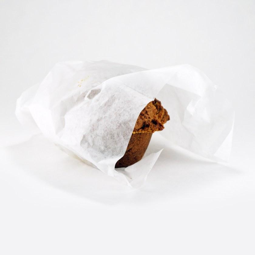 nourish san Francisco pumpkin pie muffin
