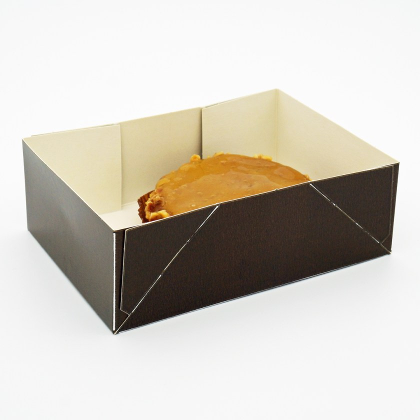 James Berthier tarte aux pommes sucré cacao