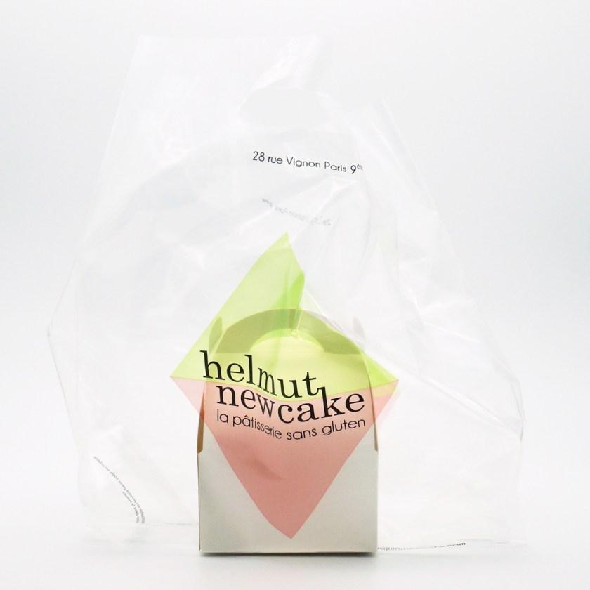 Tarte à la Rhubarbe par Helmut Newcake