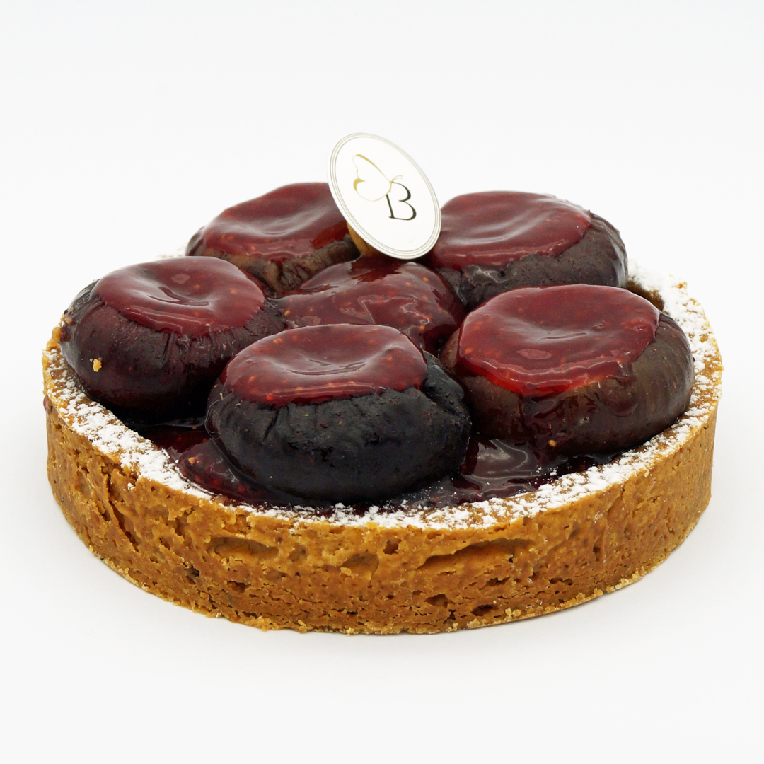 Tarte aux Figues par Bontemps