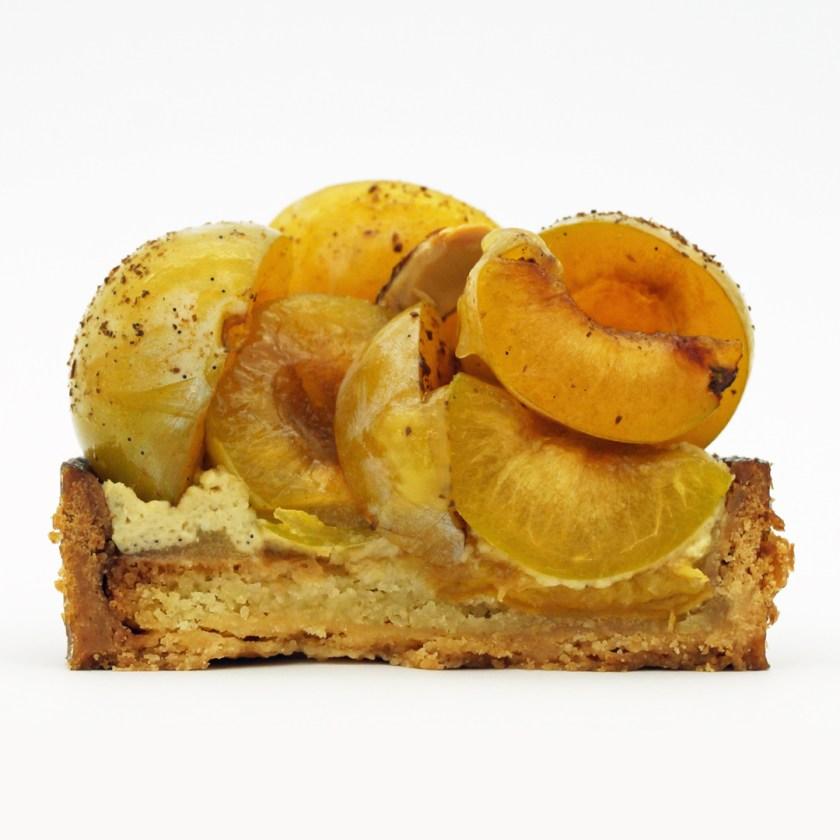 tarte aux mirabelles yann couvreur