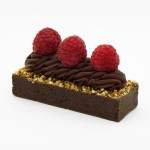 Tarte Chocolat Framboise par Christian Constant