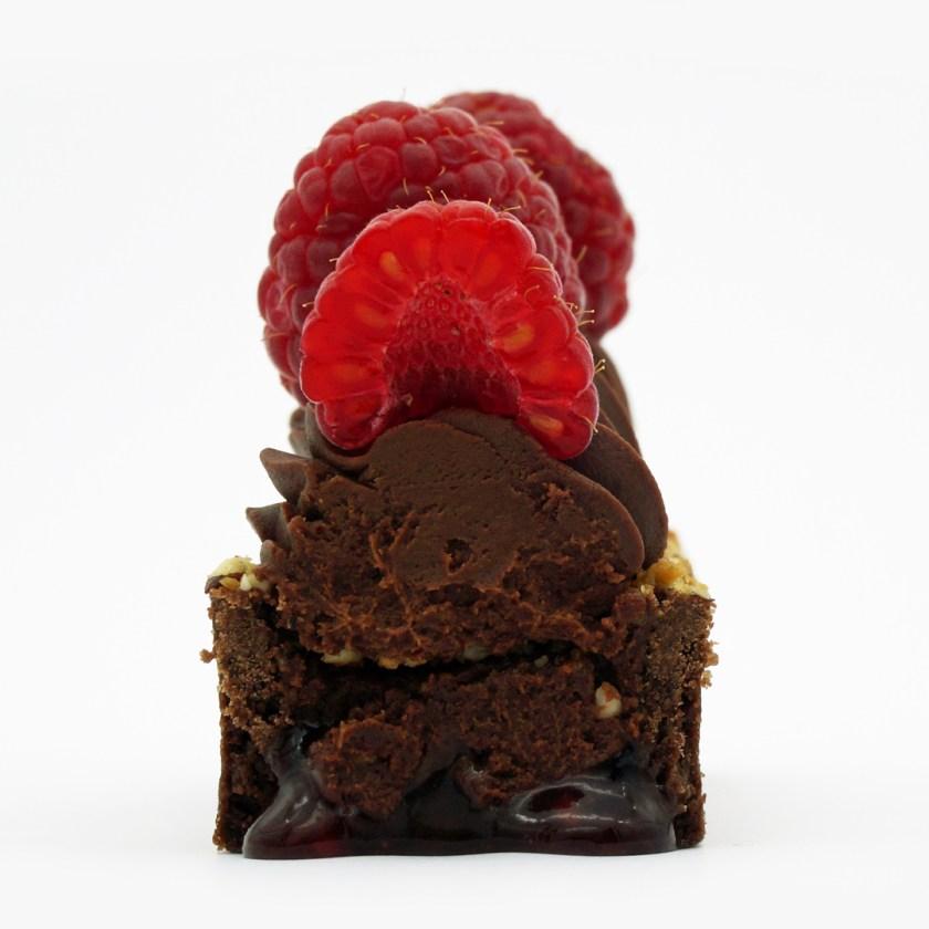 tarte chocolat framboise christian constant