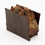 [Noël] Bûche Chocolat et Praliné aux Graines de Courge par La Mutinerie