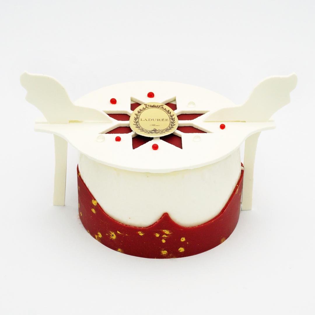 [Noël] Bûche Tine par Ladurée
