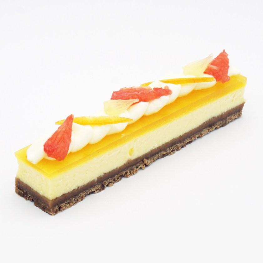 cheesecake agrumes jean-français foucher