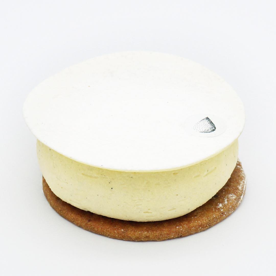Tarte à la Vanille par La Goutte d'Or Pâtisserie